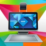 HP Sprout Pro at Bett 2016