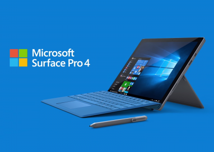 How to change the button action on a Surface Pro 4