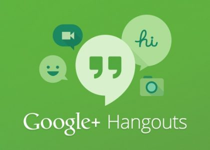 How to disable Google Hangouts