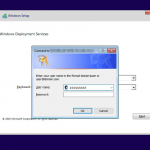Backslash doesn't work in VMware ESXi when installing Windows