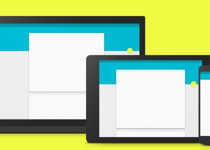 Googles Material design guidelines