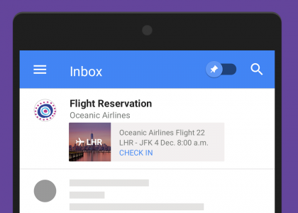 Enable Inbox by Gmail for your organisation