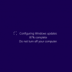 How to install Windows updates with a reboot